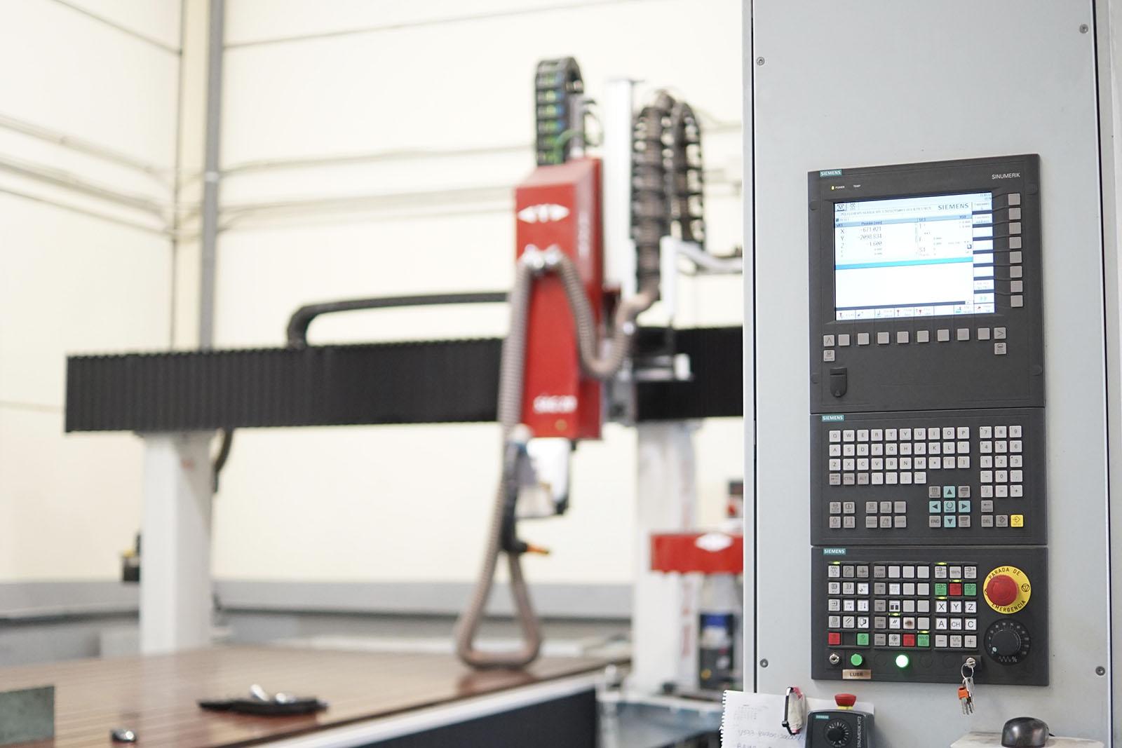 Composite CNC